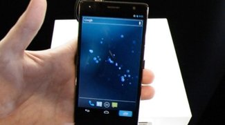 Panasonic Eluga Power: Hands-On zum 5-Zoll-Superphone [MWC 2012]