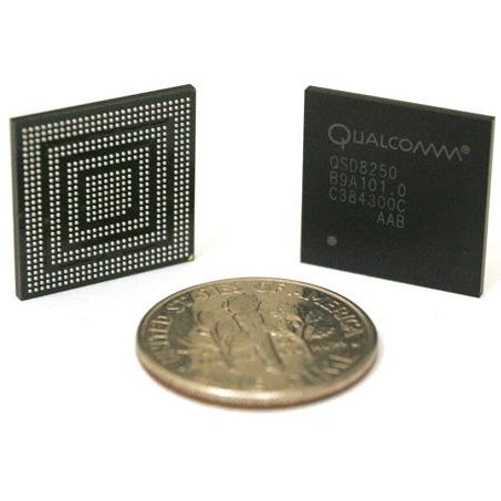 Snapdragon, Hummingbird, Tegra 2 &amp&#x3B; Co.: Mobil-CPUs im Vergleich