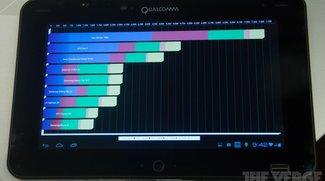 Snapdragon S4-Pro: Developer-Tablet sprengt Benchmark-Rekorde