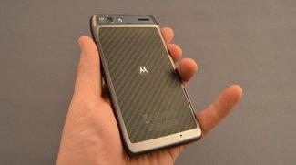 Motorola RAZR: OTA-Update für Geräte mit T-Mobile-Branding, O2 in Kürze
