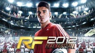 Real Football 2012: Gamelofts Freemium-Kick ist da