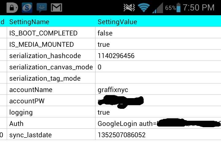 Lücke in Samsung-App: S Memo speichert Google-Passwort im Klartext