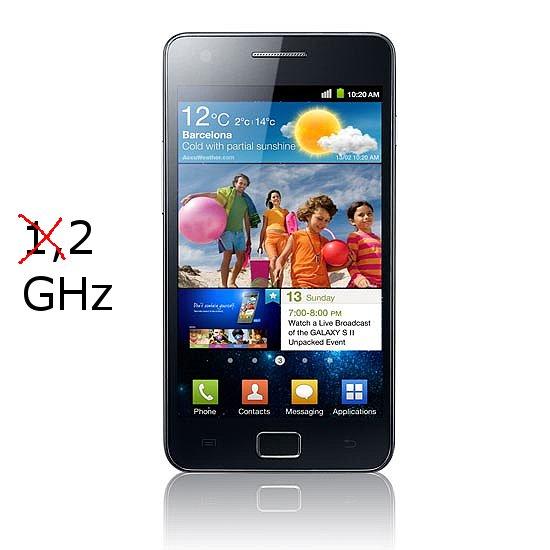 Samsung plant Dual Core Smartphone mit 2GHz im nächsten Jahr