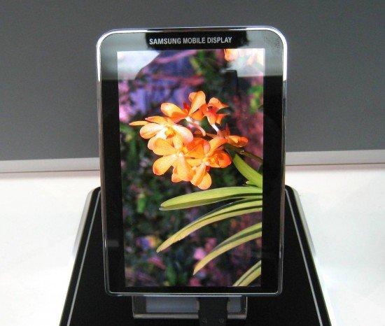 Samsung: 2011 kein AMOLED-Tablet mehr