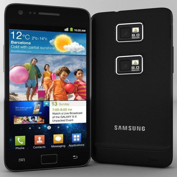 Samsung Galaxy 3D: Smartphone mit 3D-Display in Planung?