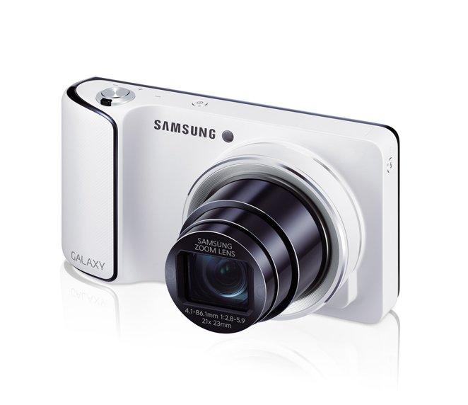 Samsung Galaxy Camera: Preis und Termin für UK bekanntgegeben