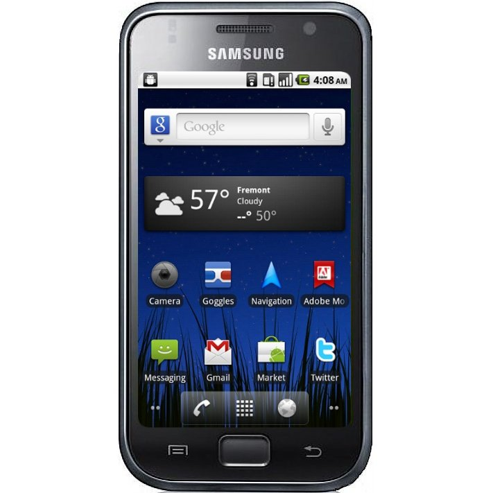Samsung Galaxy S: Gingerbread ab Februar, inoffiziell in Kürze