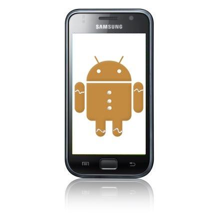 Samsung Galaxy S: Gingerbread Update Mitte Mai wieder verfügbar [Update]