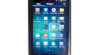 Samsung Galaxy S2 Plus: Fotos eines SGS2 mit Software-Tasten aufgetaucht