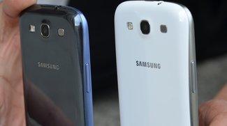Samsung Galaxy S3: In den USA öfter verkauft als iPhone 4S
