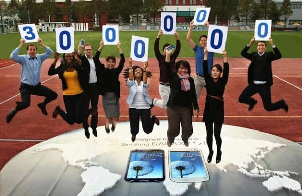 Samsung Galaxy S3: 30 Millionen Exemplare verkauft