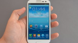 Samsung Galaxy S3 - Hands On english