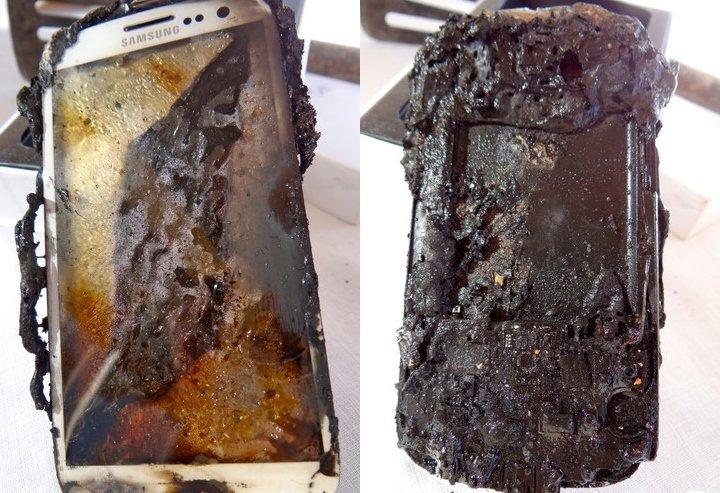 Samsung Galaxy S3: Mikrowellen-zerstörtes Gerät auf eBay - für 2012 Dollar