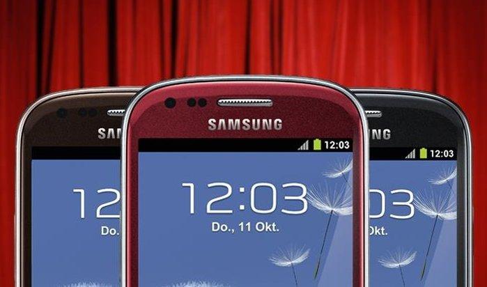 Samsung Galaxy S3 mini: Neue Farben Schwarz, Braun &amp&#x3B; Rot bald im deutschen Handel