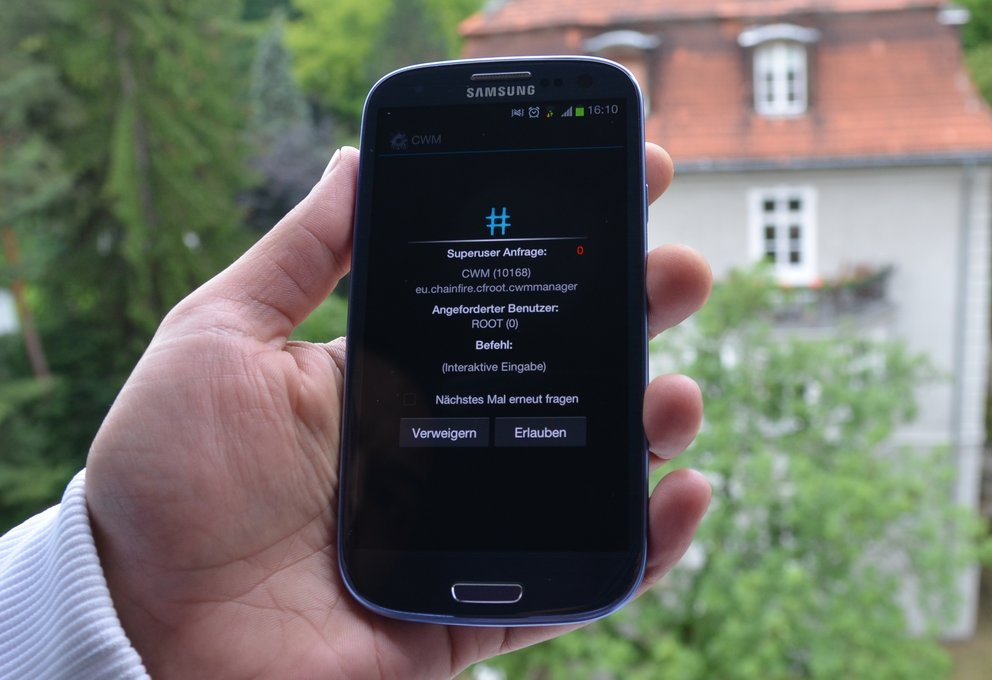 Framaroot: Rooten vieler Android-Geräte per App mit einem Klick