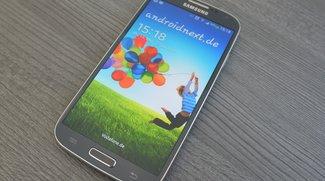 Samsung Galaxy S4: Android 4.3-Update für Geräte mit Vodafone-Branding verfügbar