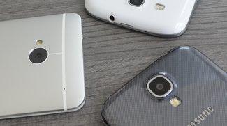 Kamera-Vergleich: Samsung Galaxy S4 vs. HTC One vs. Samsung Galaxy S3