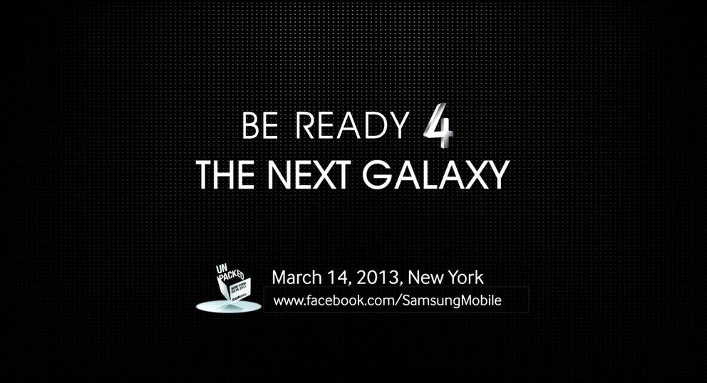 Samsung Galaxy S4: Erster Video-Teaser veröffentlicht