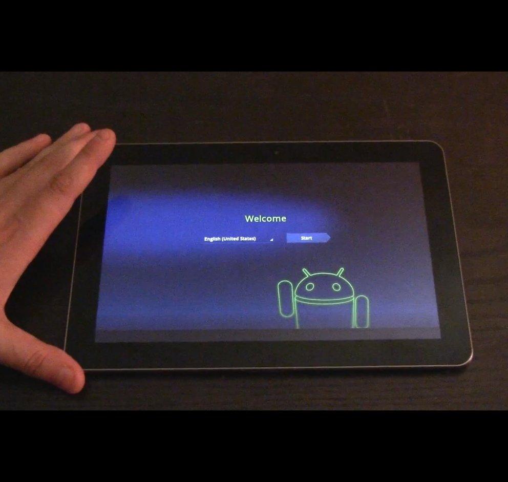 Samsung Galaxy Tab 10.1 im Unboxing &amp&#x3B; Handson von netbooknews.de