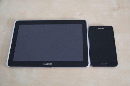 Samsung Galaxy Tab 10.1N - Die deutsche Variante im Unboxing