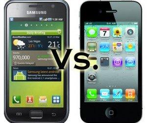 Samsung und Apple: Bis einer heult!
