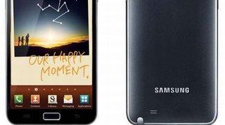 Samsung Galaxy Note mit Mein Base und Internet-Flat für 25 Euro monatl.