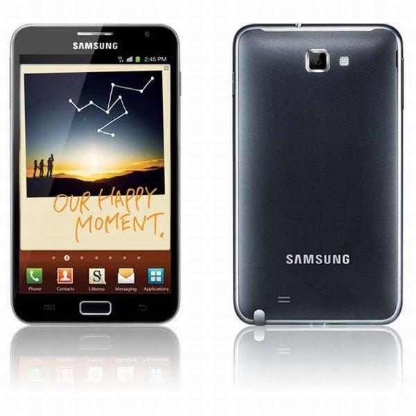 Samsung Galaxy Note 2.3.6 Update erschienen