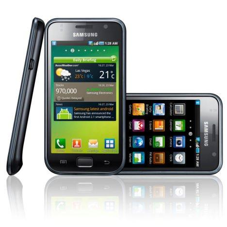 Samsung Galaxy S Plus: Bestseller wird überarbeitet