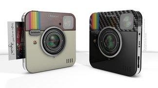 Socialmatic: Instagram-Kamera mit Android &amp&#x3B; integriertem Drucker