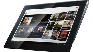 Sony Tablet S - Hands-On - IFA 2011