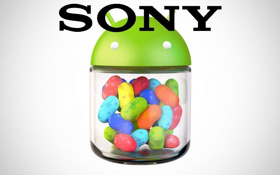 Sony: Jelly Bean-Updates für Xperia S, P und weitere Modelle noch diese Woche