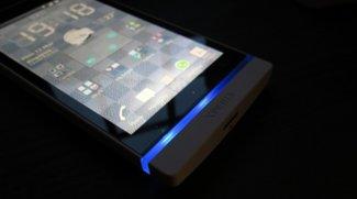 Sony Xperia S: Mod für mehr Farbe in der LED-Leiste