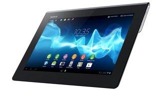 Sony Xperia Tablet S: Verkaufsstopp wegen mangelhafter Wasserdichte