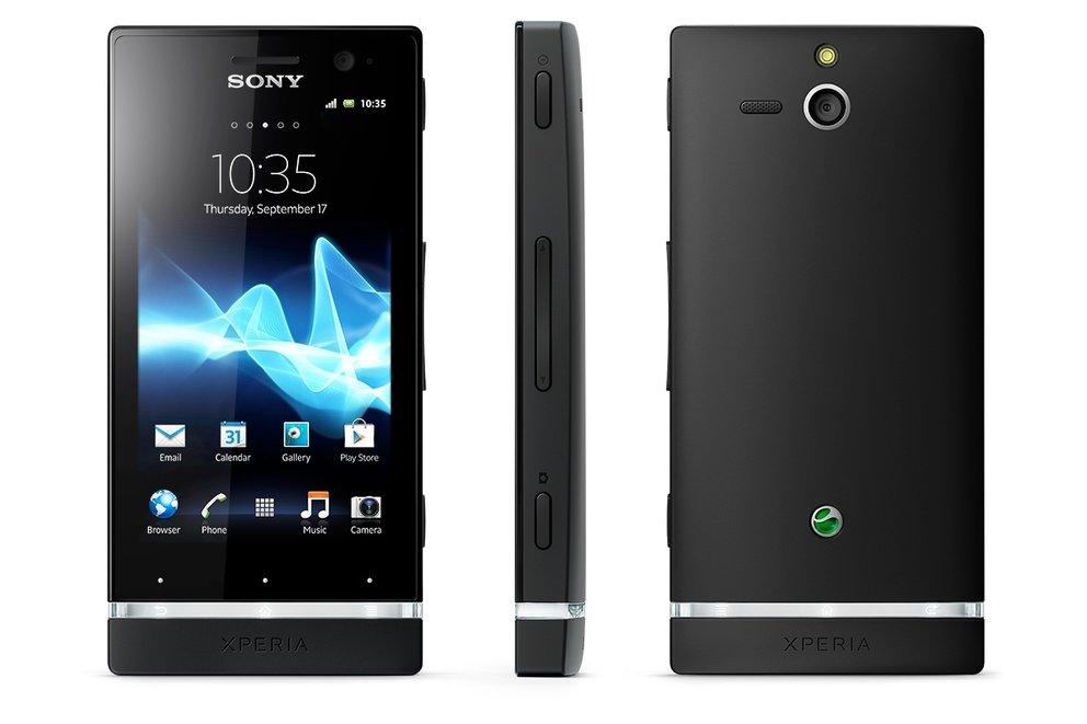 Sony Xperia U: Dual Core-Smartphone vertragsfrei für 129 Euro [Deal]