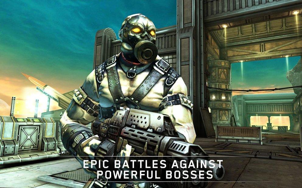 Multiplayer-Modus für Shadowgun erscheint in Kürze