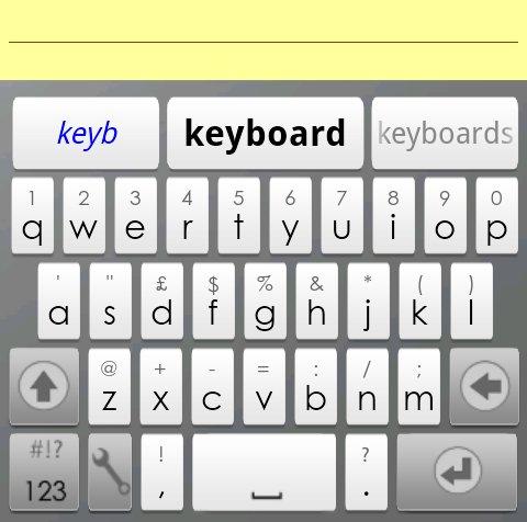SwiftKey: Tablet-Version in der Entwicklung