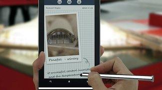 Asus Eee Pad MeMo – Android Tablet mit Stylus