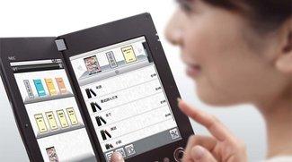 NEC stellt dual-screen Android Cloud Communicator vor
