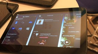 Hands On mit Intel MeeGo Tablet