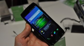 Acer Iconia Smart - Phone / Tablet mit Android 2.3 und 4,8 Zoll Display (Video)