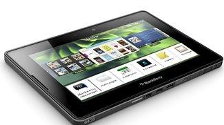 Vorschau: BlackBerry PlayBook mit Android Apps (Video)