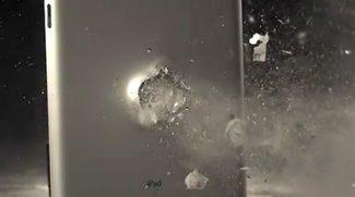 Apple iPad 2 wird erschossen (Video)