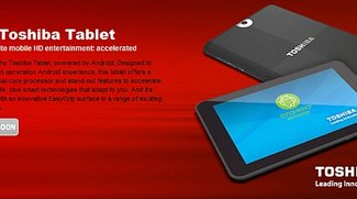 Toshiba Tablet bald bei Best Buy zu kaufen