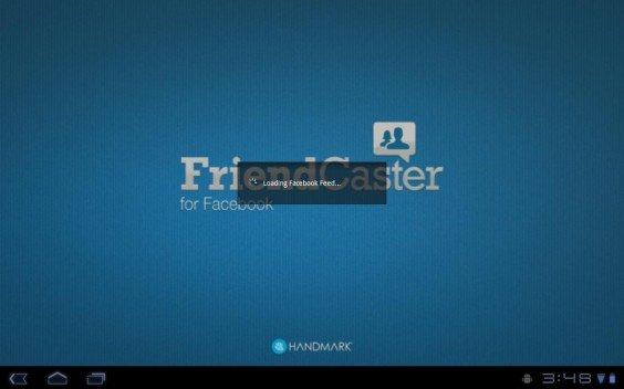 Friendcaster: Facebook für Android 3.0