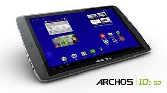 Archos 101 G9 Turbo mit 1,5 Ghz nicht vor Weihnachten - Turbo Variante mit 1,2 Ghz  ab sofort erhältlich