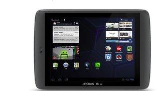 Archos 80 G9 und 101 G9 in weiterem Hands On Video