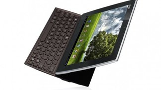 Asus Eee Pad Slider - offizielle Seite, ab 479€ in Portugal