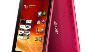 Acer Iconia Tab A100 ab sofort auch in Rot erhältlich