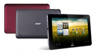 Acer Iconia Tab A200 im ausführlichen Test - in 2 bis 4 Wochen lieferbar