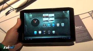 Motorola Xoom 2 Media Edition im Kurztest - Video
